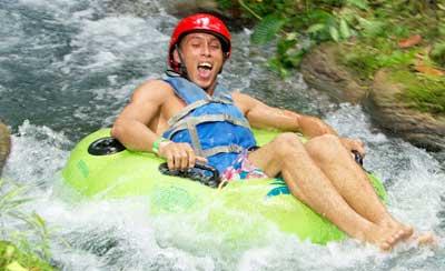 River Tubing Safari Tour