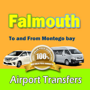 falmouth airport transfers