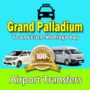Grand Palladium airport transfers