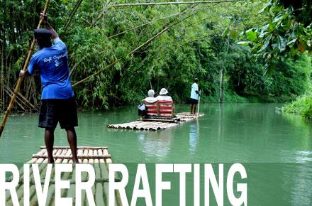 River Rafting Ocho Rios